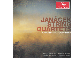 Arianna String Quartet - String Quartets - (CD)