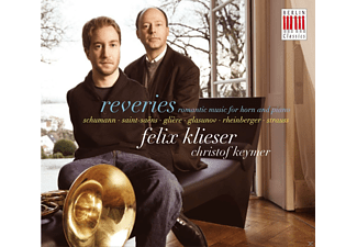 Felix Klieser, Christof Keymer - Reveries - (CD)