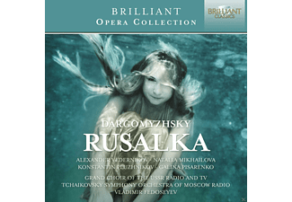 Tchaikovsky Symphony Orchestra, Grand Choir Of The USSR Radio And TV, VARIOUS - Russalka - (CD)