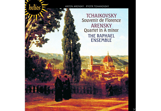The Raphael Ensemble - Souvenir De Florence / Quartet In A Minor - (CD)