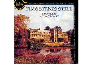 Emma Kirkby, Anthony Rooley - Time Stands Still - (CD)