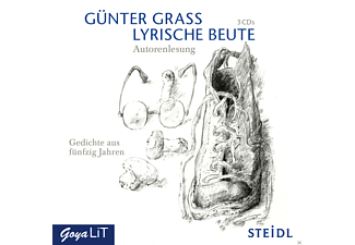 Lyrische Beute - 3 CD - Anthologien/Gedichte/Lyrik
