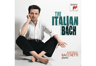 Andrea Bacchetti - The Italian Bach (Vol.1) - (CD)
