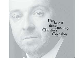 Christian Gerhaher - Christian Gerhaher-The Art Of Song [CD]