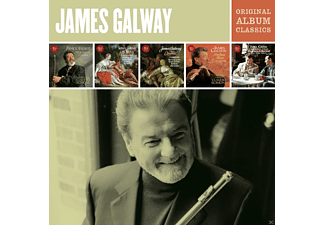James Galway, Württembergische Kammerorchester - James Galway - Original Album Classics - (CD)
