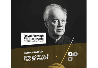 Royal Flemish Philharmonic - Antonin Dvorak - Symphony No. 8 [CD]