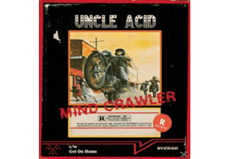 Uncle Acid & The Deadbeats - Mind Crawler - (Vinyl)