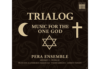 Pera Ensemble - Trialog - Music For The One God - (CD)