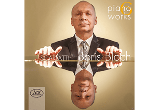 Boris Bloch - Piano works - (CD)