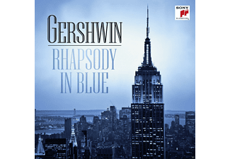 Los Angeles Philharmonic Orchestra, New York Philharmonic Orchestra, Buffalo Philharmonic Orchestra, Michael Tilson Thomas - Rhapsody In Blue [CD]