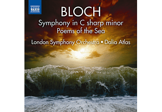 London Symphony Orchestra - Symphony In C Sharp Minor / Poems Of The Sea - (CD)