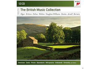 VARIOUS - The British Music Collection - (CD)