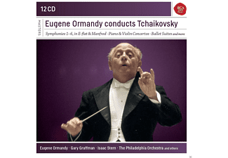 Eugene Ormandy - Eugene Ormandy Conducts Tchaikovsky - (CD)