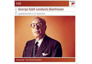 The Cleveland Orchestra - George Szell Conducts Symphonies & Overtures - (CD)