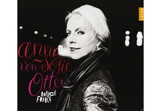 Anne Sofie Von Otter - Douce France [CD]