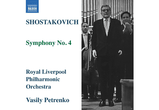 Royal Liverpool Philharmonic Orchestra - Symphony No. 4 - (CD)