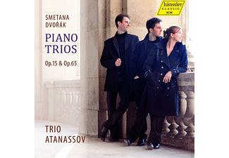 Trio Atanassov - Piano Trios - (CD)