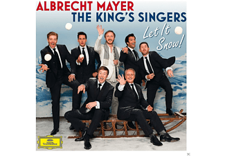 Albrecht Mayer, The King's Singers - Let It Snow [CD]