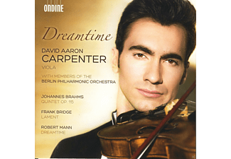 Walter Küssner, Stephan Koncz, Bernhard Hartog, Rüdiger Liebermann, David Aaron Carpenter - Dreamtime - (CD)