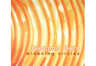 Benjamin Beirs - Widening Circles - (CD)