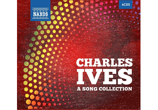 VARIOUS - Charles Ives - A Song Collection - (CD)