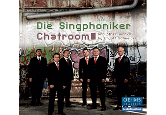 Die Singphoniker - Chatroom And Other Works - (CD)