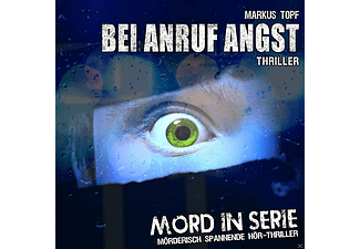 Mord In Serie: Bei Anruf Angst - 1 CD - Krimi/Thriller