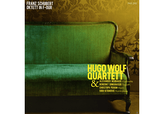 Hugo Wolf Quartet - Oktett in F-Dur D 803 - (CD)