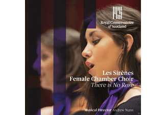 Les Sirenes Female Chamber Choir - There Is No Rose - (CD)