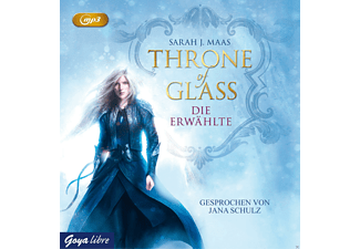 Throne of Glass - Die Erwählte - (MP3-CD)