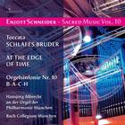 Hansjörg Albrecht, Bach Collegium München - Sacred Music Volume 10 (CD) - broschei