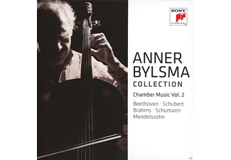Anner Bylsma - Anner Bylsma Plays Chamber Music Vol.2 - (CD)