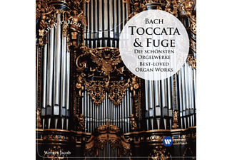 Jacob Werner - Bach: Toccata & Fuge - Best-Loved Organ Works [CD]