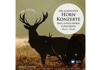Sir Neville Marriner, Tuckwell Barry - Die Schönsten Hornkonzerte - (CD)