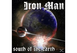 Iron Man - South Of The Earth - (Vinyl)