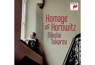 Nikolai Tokarev - Homage To Horowitz - (CD)