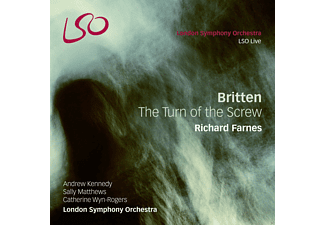 VARIOUS, London Symphoniy Orchestra - Britten: The Turn of the Screw - (CD)