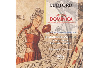 Scandicus Ensemble - Missa Dominica - (CD)