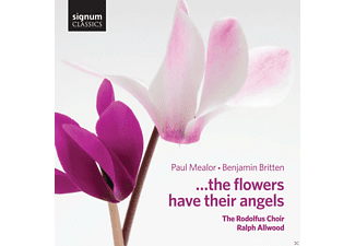 Rodolfus Choir - ...The Flowers Have Their Angels - (CD)