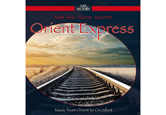 Take Four Guitar Quartet - Orient Express - (CD)
