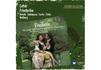 VARIOUS - Friederike (Cologne Collection) - (CD)
