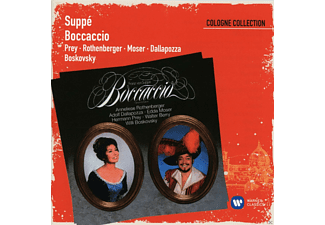 VARIOUS - Boccaccio (Cologne Collection) - (CD)