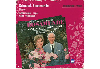 Anneliese Rothenberger, Robert Heger - Rosamunde D.797 & Lieder (Cologne Edition) [CD]