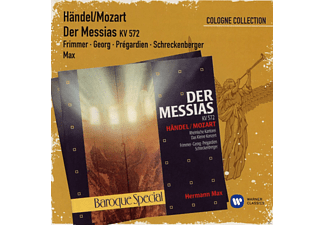 VARIOUS - Der Messias (Cologne Edition) - (CD)