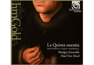 Huelgas Ensemble - La Quinta Essentia - (CD)