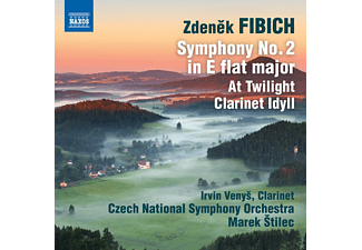 The Czech National Symphony Orchestra - Sinfonie 2/At Twilight/+ - (CD)