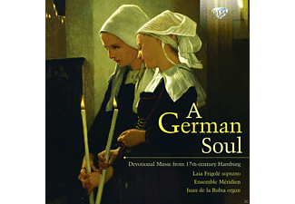 Ensemble Meridien, Laia (sopran) Frigole - German Soul - Devotional Music 17th Century Hamburg - (CD)