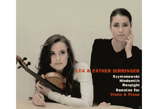 Lea Birringer, Esther Birringer - Violine & Piano - (CD)
