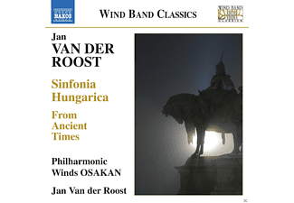Philharmonic Winds - Sinfonia Hungarica / From Ancient Times - (CD)