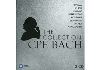 VARIOUS - The Collection Cpe Bach - (CD)